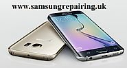 Samsung s6 edge Screen Repair Manchester| www.samsungrepairing.uk