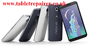 Nexus 9 Tablet Repair Chester | www.tabletrepairer.co.uk