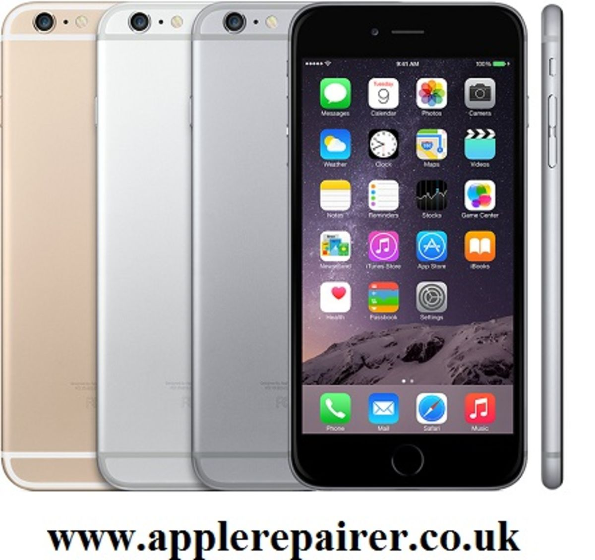 Headline for iPhone Repair Leeds | www.applerepairer.co.uk