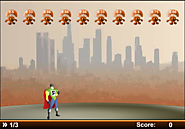 Death to Decimals – A Math Super Hero Game «