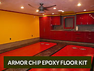 Commercial Epoxy Flooring | Armor Garage