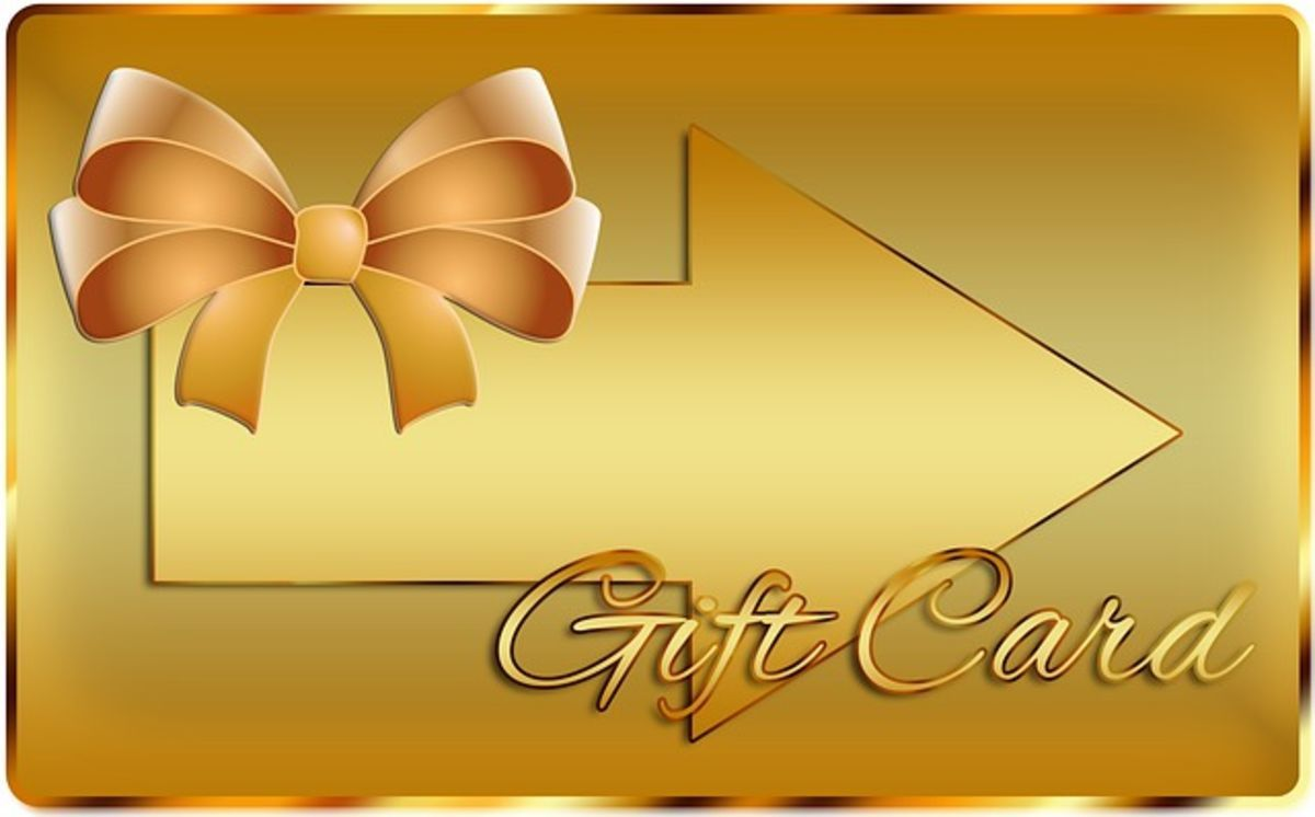 Headline for Top 10+ Gift Cards for your teenager and tween!