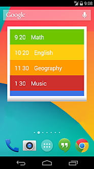 Class Timetable - Android Apps on Google Play