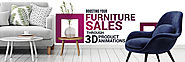 Boosting your furniture sales through 3D product animations