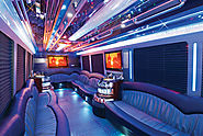 Top 12 Party Buses - Party Bus St Petersburg