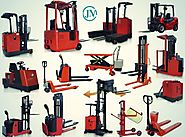 Forklifts and Material Handling Equipments for Rent in India - Jubilant Marketing