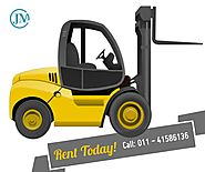 Material Handling Equipment Rental Service India