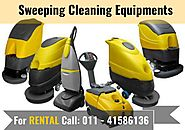 Sweeping Cleaning Equipments