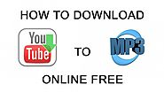 Converting Youtube Video Into Mp3 Files Using A Conversion Website