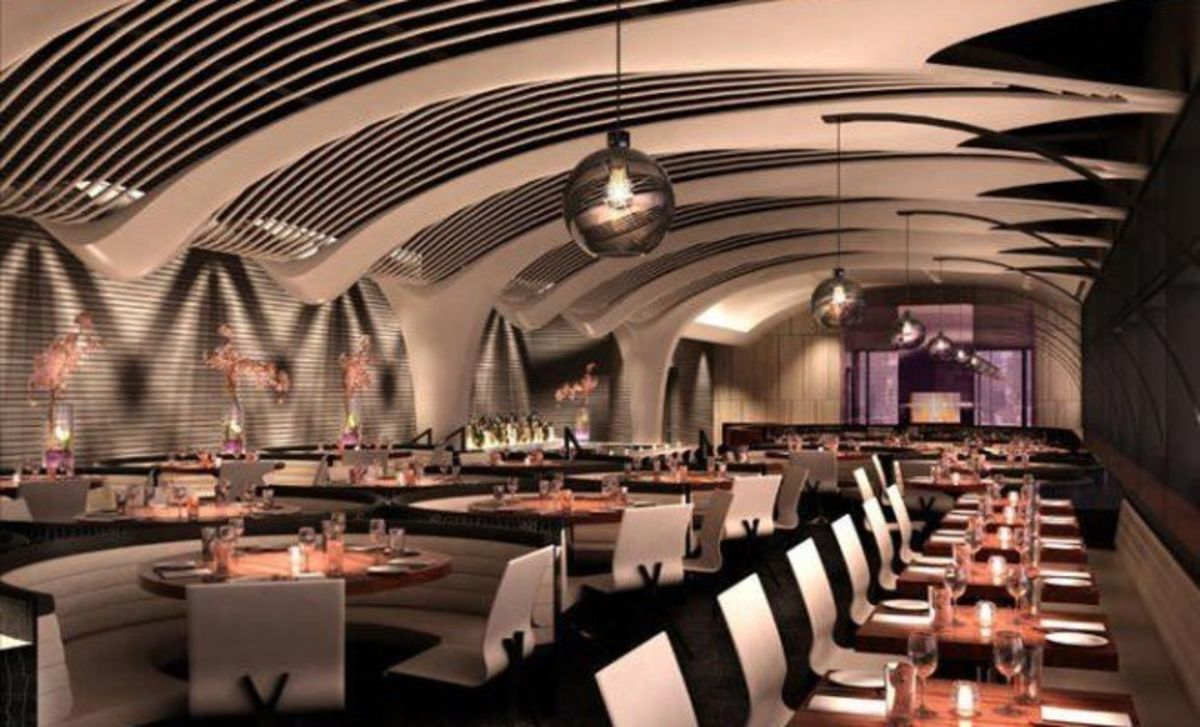 Headline for Top 5 new London restaurants by @bonvivantliving