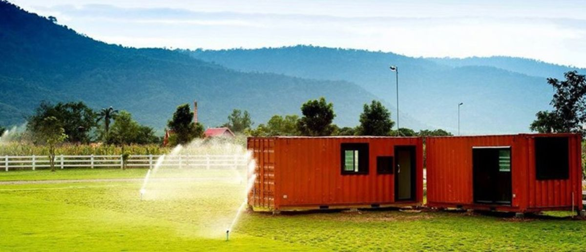Headline for How to Build a Shipping Container Home Cheap