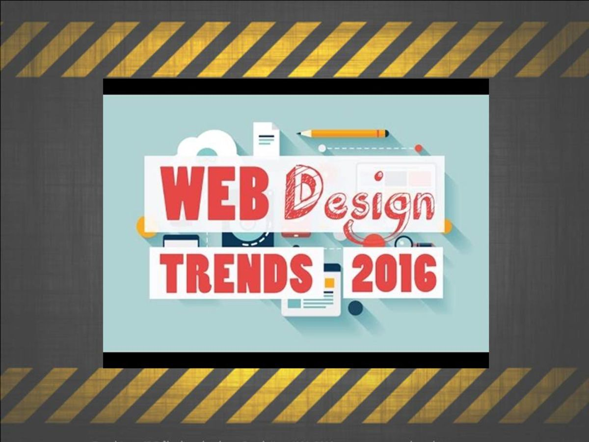 Headline for Web Design Trends to Look Out for in 2016