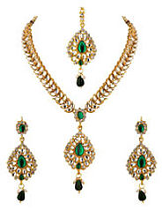 Finest Quality & Designs Fashion Jewellery Online at Infibeam