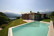 Buy Property with Private pool at Lake Como