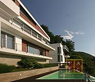 Sunset Villa for sale at Lake Como Italy