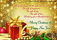 Merry Christmas 2015 SMS | Beautiful Christmas Messages