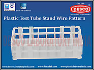 Test Tube Stand with Wire Pattern Manufacturers | DESCO India