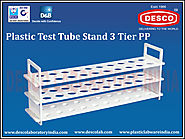 Test Tube Stand 3 Tier Manufacturers | DESCO India