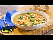 Chicken Soup Recipe with Kale