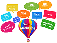 Get Online Marketing Strategies to Improve Your Online Visibilty