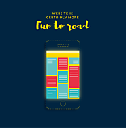 Make your website FUN to read