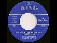 Charles Brown - Please Come Home For Christmas