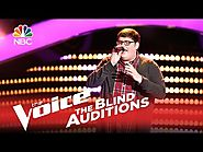 "The Voice 2015 Blind Audition - Jordan Smith: ""Chandelier"""