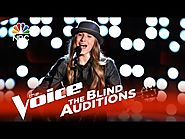 "The Voice 2015 Blind Audition - Sawyer Fredericks: ""I Am a Man of Constant Sorrow"""