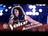 "The Voice 2014 Blind Audition - Maiya Sykes: ""Stay With Me"""