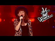 Jennie Lena - Who's Loving You (The Blind Auditions | The voice of Holland 2015)