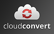 convert anything to anything - CloudConvert