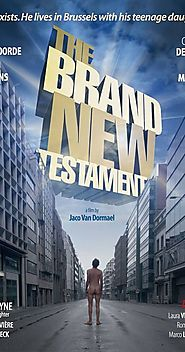 The Brand New Testament (2015)