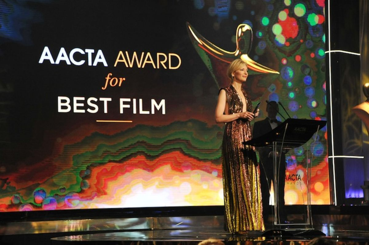 Headline for Winners List of Australian Academy of Cinema and Television Arts Awards 2015