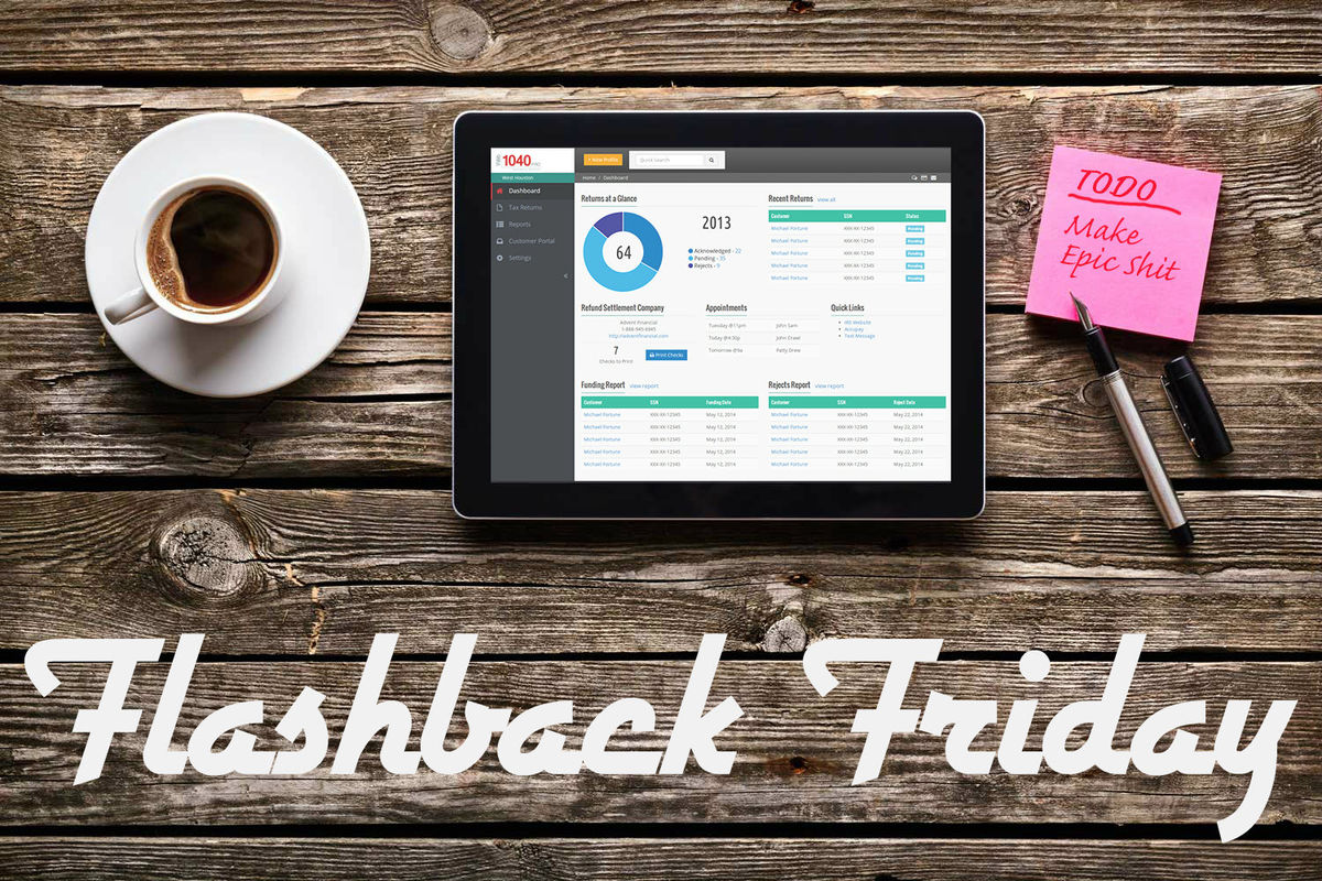 Headline for Flashback Friday (Dec 14-18 ): Best Articles in UX, Design & Ecommerce This Week