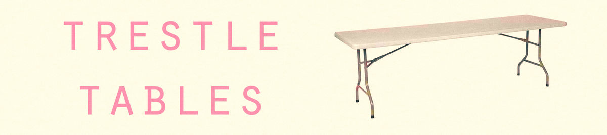 Headline for Blow Moulded Tables - Trestle Table - BSeated global