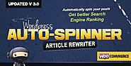WordPress Auto Spinner Articles Rewriter v3.1.0 - Cheap Wordpress Plugins. Online Cheap Wordpress Plugins & Themes