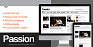 Passion v2.1.1 - Magazine WordPress Theme - Cheap Wordpress Plugins. Online Cheap Wordpress Plugins & Themes