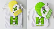 Shop - Munch Mitt Baby Teething Mitten USA