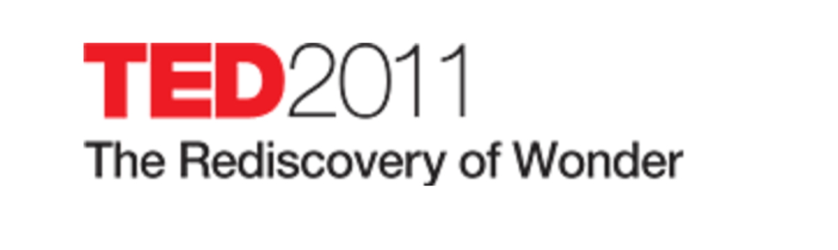 Headline for TED 2011 The Rediscovery of Wonder