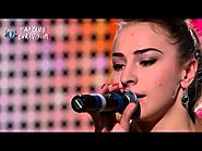 Emilia Russu - I Am Not the Same (Live Auditions 19.12.2015)