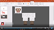 How to Create Minecraft Characters using PowerPoint: Educator Spotlight