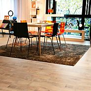 Buy Laminated Wood Flooring Online | Know Laminate Flooring Cost Now |www.squarefoot.co.in