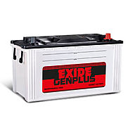 Generator Batteries, Genset Batteries from Exide, Amaron - BatteryBhai.com
