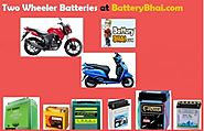 2 Wheeler Batteries for All Makes & Models