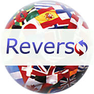 Reverso English spellchecker