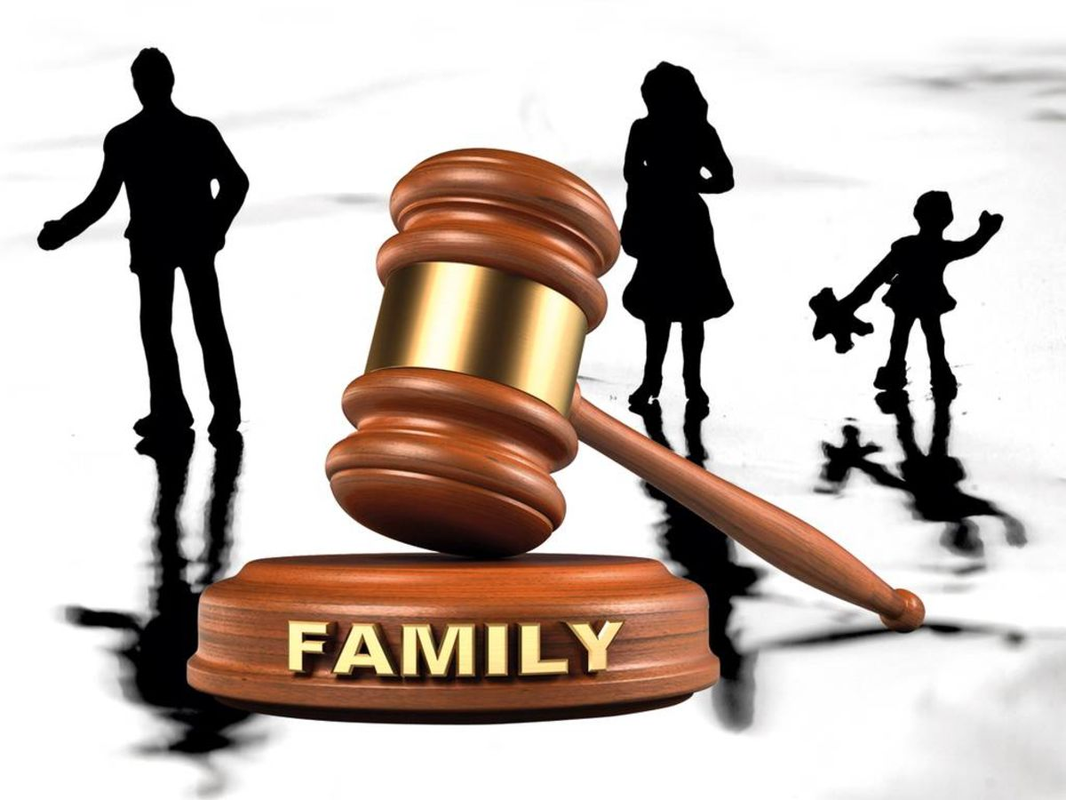 Headline for Family law Brisbane