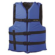 ONYX General Purpose Boating vest, Universal Adult, 2Xl, Over 90 - Pounds, 40-60-Inches Chest