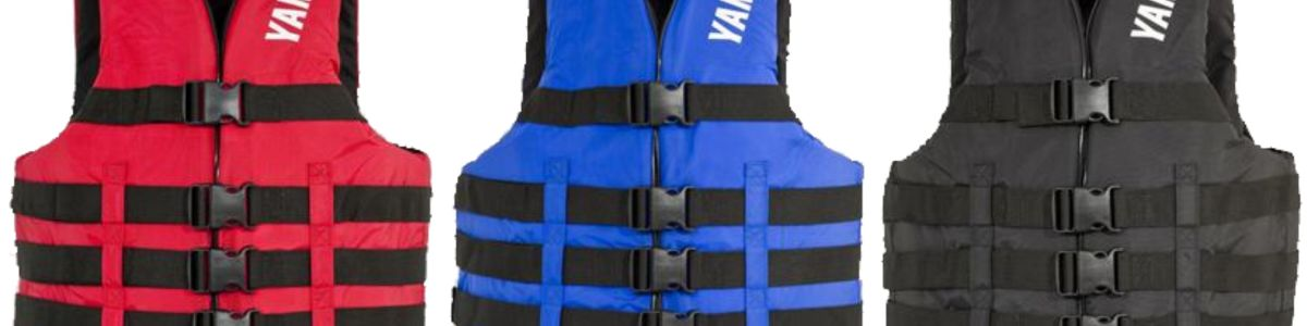 Headline for Top 10 Best Life Jackets Vests Reviews for Adults 2017-2018