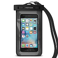 Waterproof Case, TETHYS Universal Waterproof Bag [Ultrapouch Pro] for Apple iPhone 6S Plus, 6 Plus, iPhone 6S 6 5S 5C...