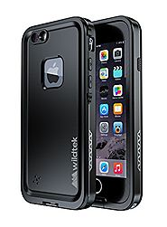 "Waterproof iPhone 6 Plus Case, Wildtek™ REPEL Series - Compatible with Apple iPhone 6 / 6S Plus + 5.5"" - Extreme, Dur..."